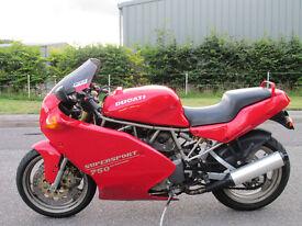 1995 Ducati 750SS