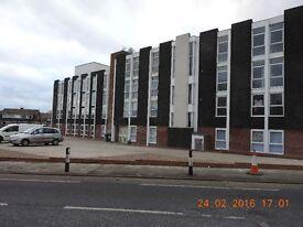 The Halls, modern refurbished flats for professionals