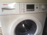 Second hand Bosch washing machine