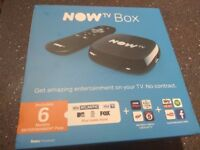 NowTV Boxed Brand New