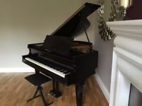 BLACK TESORO NERO PROP PIANO - £1500