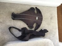 Baby bjorn front and rear facing carrier