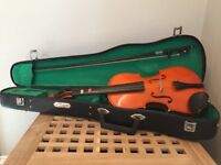 Used Violin with carry case.