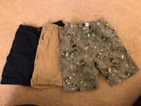 NEXT 3 pairs of boys age 14 short