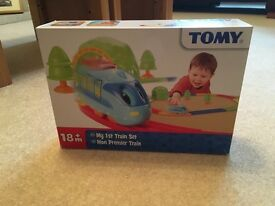 Tomy First Train Track