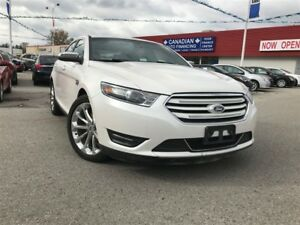 2016 Ford Taurus Limited | AWD | NAV | LEATHER | ROOF