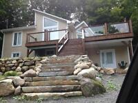 Maison à St-Hippolyte (Face au lac Achigan)