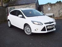 Totally mint 2013 Ford Focus 1.6 TDCI 5dr trade in considered, credit cards accepted