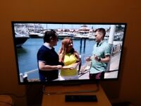 """Excellent 32"""" SONY LED SMART TV full hd ready 1080 freeview inbuilt"""