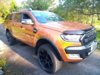 Ford, RANGER, Pick Up, 2016, Automatic, 3196 (cc)