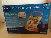 First Steps Baby Walker vtech
