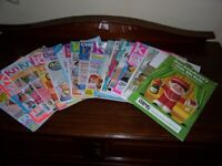 19 Knitting Craft magazines in excellent condition