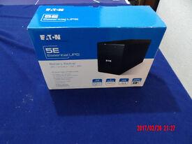 EATON 5E650IUSB 650VA BLACK - UNINTERRUPTIBLE POWER SUPPLIES (UPS)