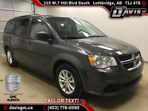 Used 2015 Dodge Grand Caravan SXT-7 Passenger-DVD-Stow  Go seats