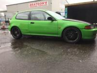 Civic eg b18c4 may swap