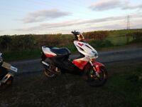 Yamaha Aerox 50cc (2003) (Offers Welcome)