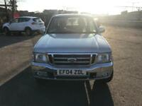 Ford Ranger 2.5 Manual Diesel 2004 part exchange to clear