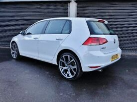 2014 VOLKSWAGEN GOLF 1.6 TDI 105 MATCH NOT POLO JETTA SEAT LEON IBIZA AUDI A3 A4 S LINE BMW ASTRA