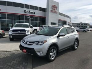 2013 Toyota RAV4 XLE/ 4CYL ALL WHEEL DRIVE