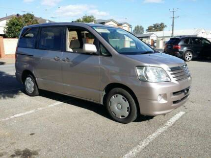 Toyota Tarago Van Modified For Wheelchair Access Cars Vans