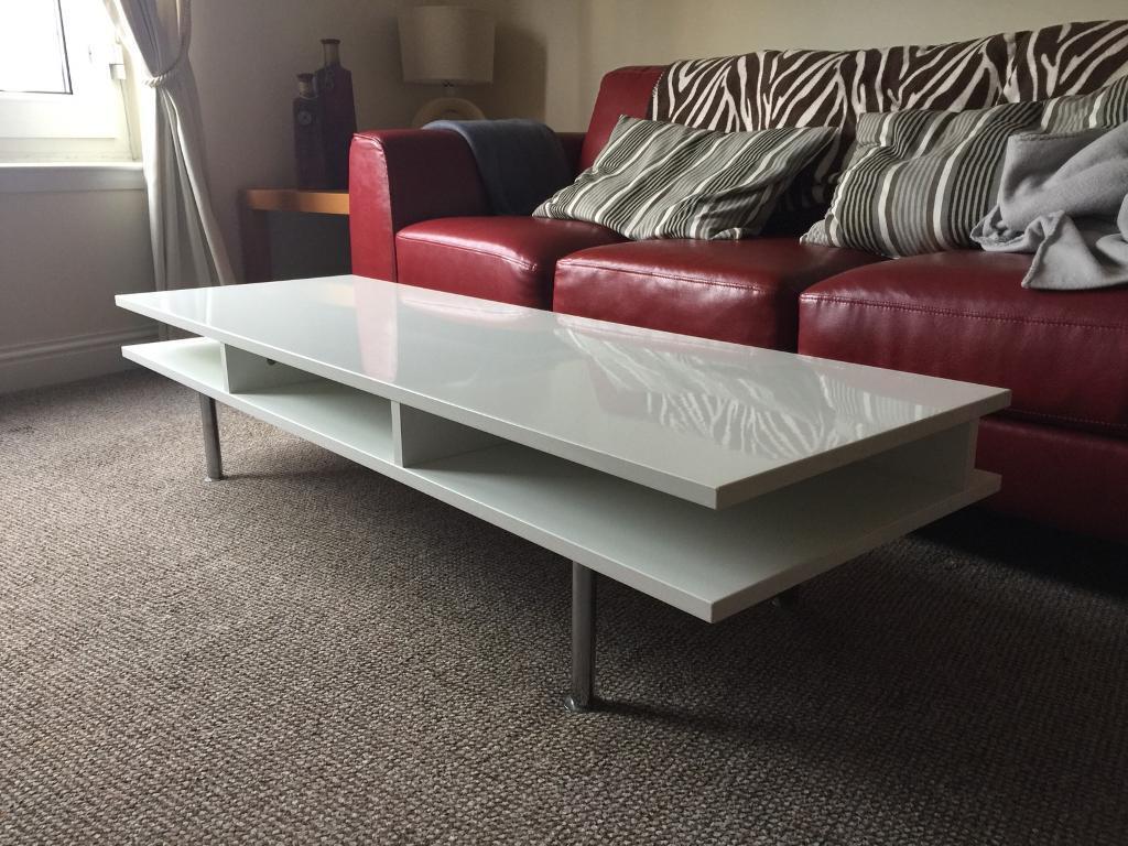 Ikea Tofteryd Tv Bench As New Condition In Hamilton South  # Tofteryd Meuble Tv