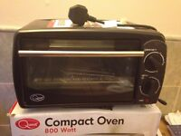 QUEST COMPACT OVEN BRAND NEW AND UNUSED.+ SINGLE HOT PLATE