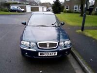 Rover 45 spirit 2003 49k spares/repair