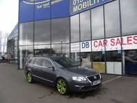 2009 09 VOLKSWAGEN PASSAT 2.0 HIGHLINE TDI DSG 5D AUTO 170 BHP *** GUARANTEED FINANCE ***