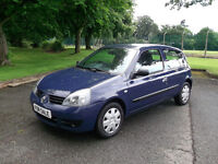 2007(07) RENAULT CLIO 1.2 CAMPUS, ONE FORMER KEEPER, LONG MOT, PX WELCOME