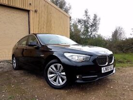 BMW 5 Series Gran Turismo 3.0 530d SE p/x welcome NEW MOT*HPI CLEAR*SUNROOF*LOW MILEAGE*