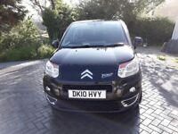 Car for sale diesel 1.6 citroen c3 picasso vtr cheap road tax only £30 per year
