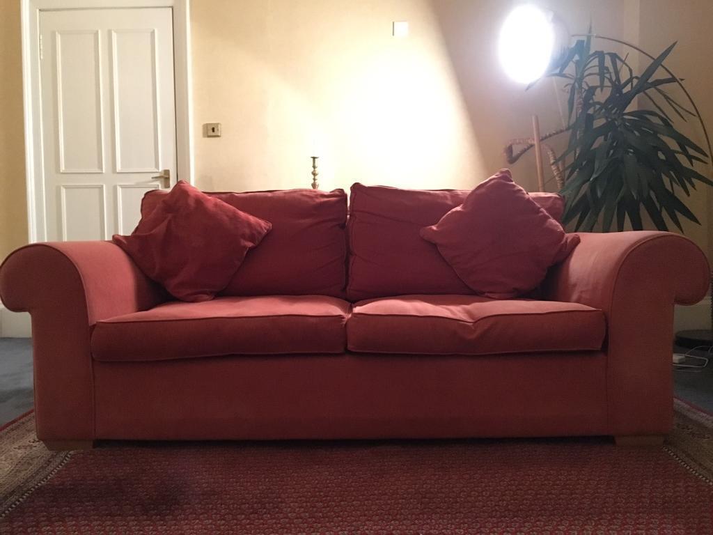 Modern 3 Seater Sofa Bed Very Comfy In Leith Edinburgh Gumtree