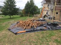 Fire wood free to collecter