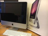 Apple IMac8,1 20'inch intel core duo 4gb ram 320gb hard