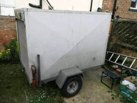 6ft x 4ft box trailer REDUCED TO £600