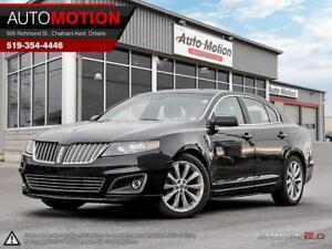 2011 Lincoln MKS 3.5L WITH ECOBOOST A