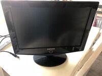 Samsung 19 inch TV
