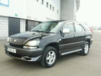 For sale LEXUS RX HARRIER 4X4 AUTOMATIC FULLY LOADED COMFORT 4X4 PX AVAILABLE
