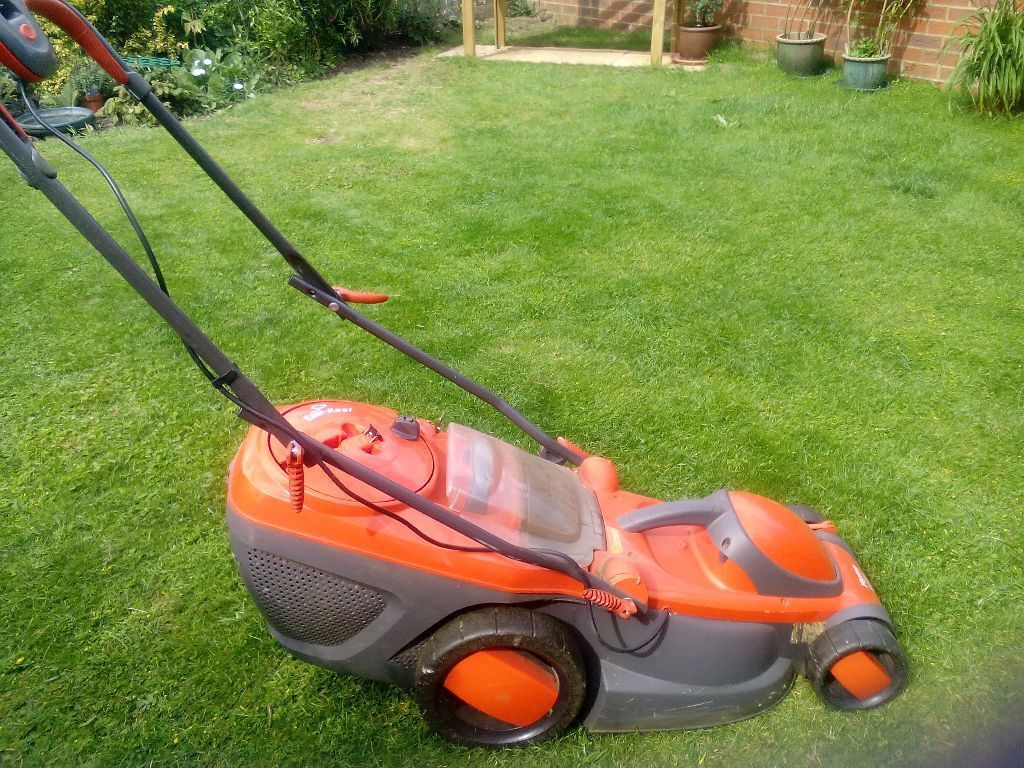 flymo rotary lawn mower in ely cambridgeshire gumtree. Black Bedroom Furniture Sets. Home Design Ideas