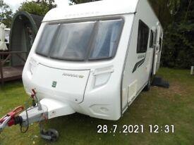 2011 Coachman Amara 6 berth