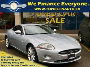 2007 Jaguar XK Navigation, Bluetooth, 2 YEARS WARRANTY