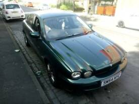 Jaguar x-type diesel 2L. Good car