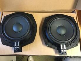 BMW original set of speakers