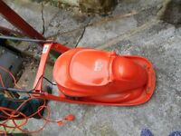 flymo hover vac 280 used once