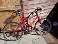Shimano mountain bike adult size