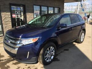 2011 Ford Edge Limited AWD LOADED NICE!