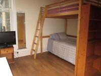 Short Term / Hyde Park / central London / A very spacious studio apartment with wifi
