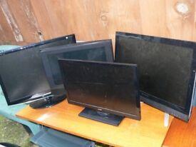JOBLOT TV,S & PC,S