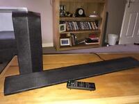 Sony HT-CT370 Soundbar with Wireless Subwoofer