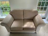 2 seat fabric sofa
